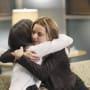 Rebecca Says Goodbye