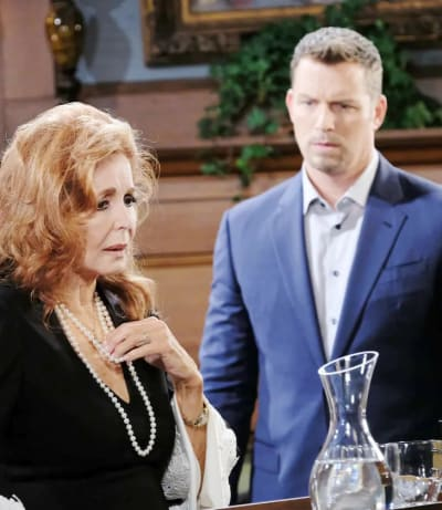 Maggie's Shocking News - Days of Our Lives