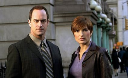 Mariska Hargitay Reunites With Christopher Meloni Ahead of Law & Order: SVU Spinoff