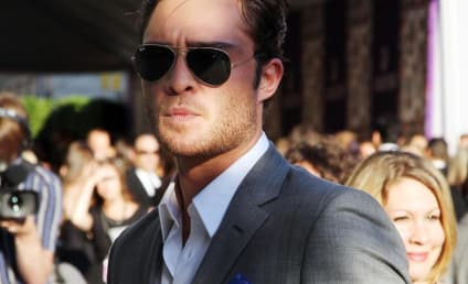 Ed Westwick: Alive, Well, Handsome