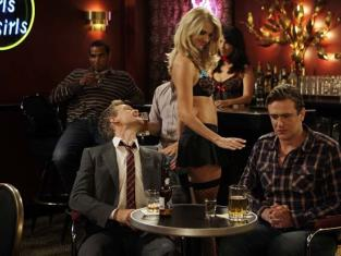 Barney Loves the Strippers