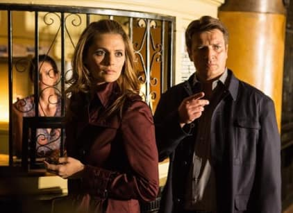 Watch Castle Season 5 Episode 7 Online