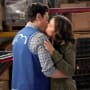 An Unexpected Kiss - Superstore