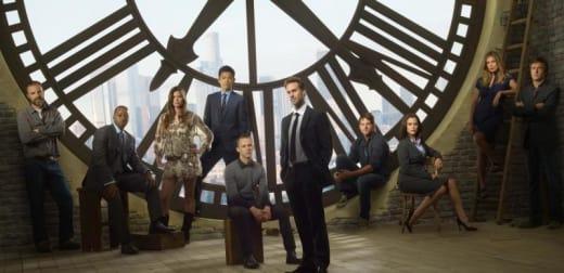 FlashForward Cast Official Photo