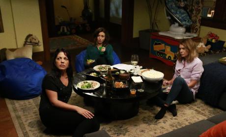 Girls' Night! - Grey's Anatomy Season 12 Episode 3