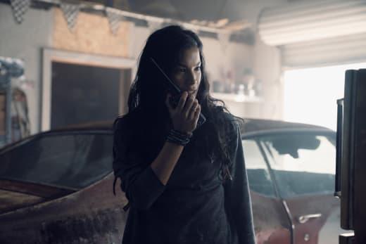 Alone - Fear the Walking Dead Season 4 Episode 13