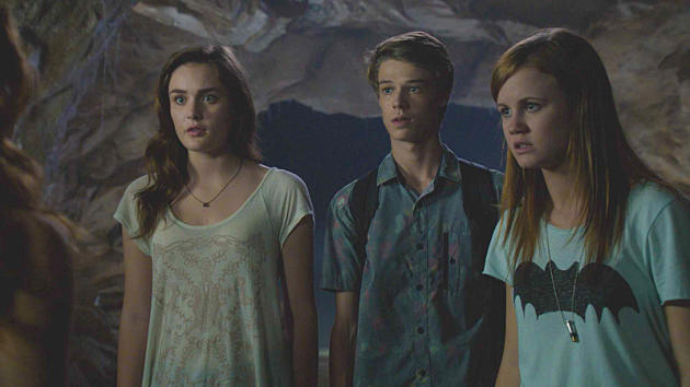 Norrie, Joe and Melanie - Under the Dome Season 2 Episode 8