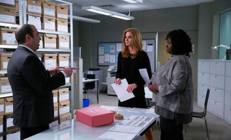 What Could Be Going On Here? - Suits Season 6 Episode 7