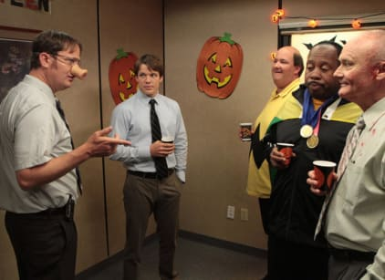 Watch The Office Season 9 Episode 5 Online