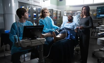 The Good Doctor Season 3 Episode 12 Review: Mutations
