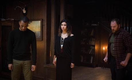 Fresh faces - Supernatural Season 12 Episode 6