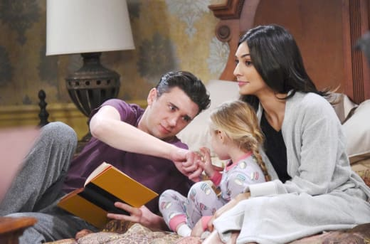 Gabi's Plan in Action - Days of Our Lives