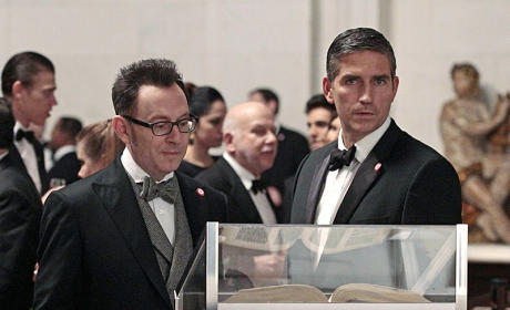 Would you want to see the POI team involved in another heist?