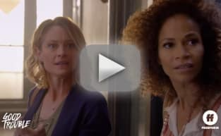 Good Trouble Promo: Moms are Visiting The Coterie!