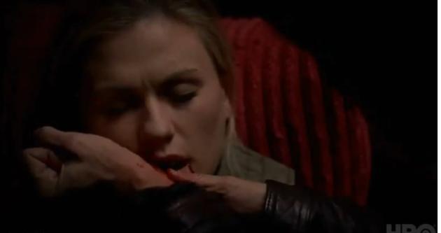 Drink, Sookie!
