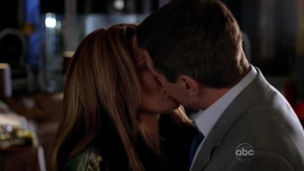 Wilhelmina Kisses Connor
