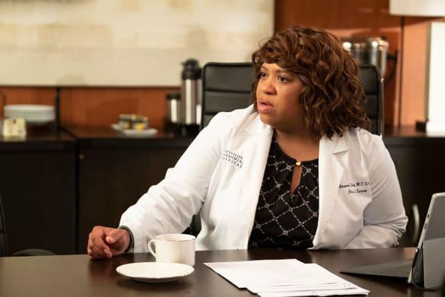 A Crisis - Grey's Anatomy Season 15 Episode 25
