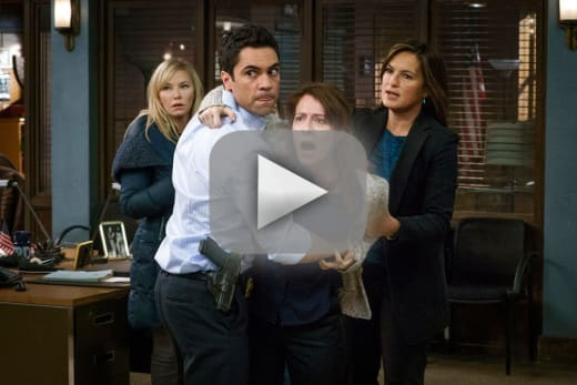 Law Amp Order Svu Season 16 Episode 13 Review Decaying