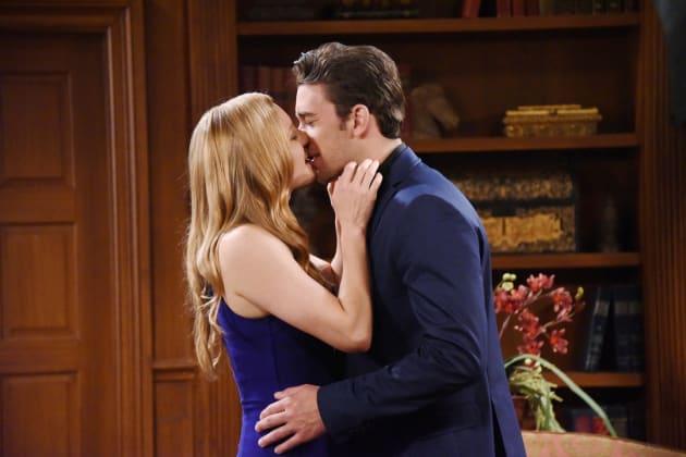 Abigail and Chad Rekindle Their Romance