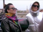A Vespa Tour - The Real Housewives of Beverly Hills