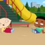 Stewie Makes a Friend - Family Guy