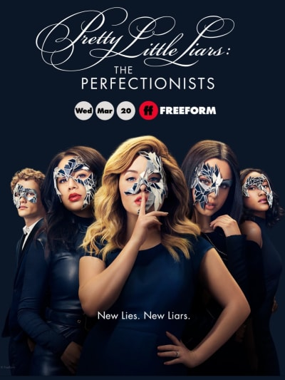 Pretty Little Liars Spinoff Poster