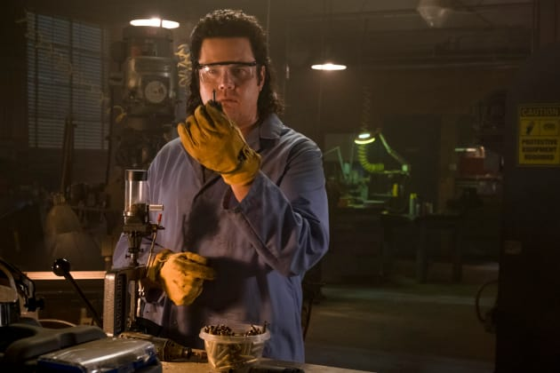 Eugene's Ammo Shop - The Walking Dead Season 8 Episode 11