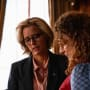 Elizabeth and Nina - Madam Secretary Season 5 Episode 16