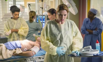 Grey's Anatomy Winter Premiere: First Look!