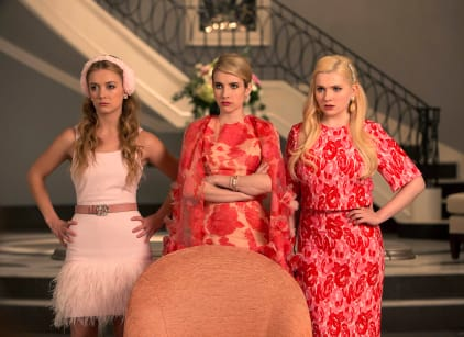 Watch Scream Queens Season 1 Episode 1 Online