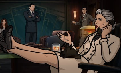 Archer Season 8 Episode 4 Review: Archer Dreamland: Ladyfingers