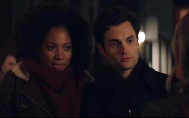 YOU Season 1 Episode 8 Review: You Got Me, Babe - TV Fanatic