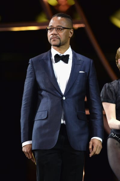 Cuba Gooding Jr. Attends The Olivier Awards
