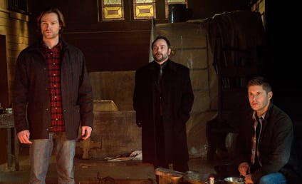 Supernatural Season 11 Episode 18 Review: Hell's Angel