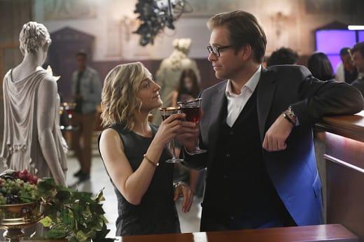 Enjoying a Drink - Bull Season 1 Episode 6