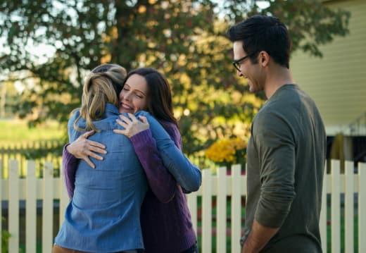 A Family Reunion - The Flash Season 5 Episode 9
