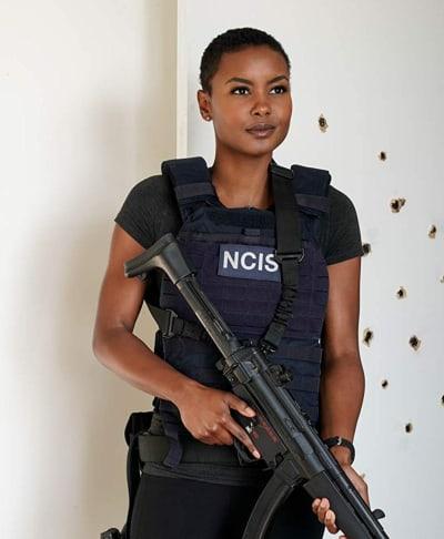 NCIS Departure 1