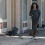 On Foot - Fear the Walking Dead Season 4 Episode 13