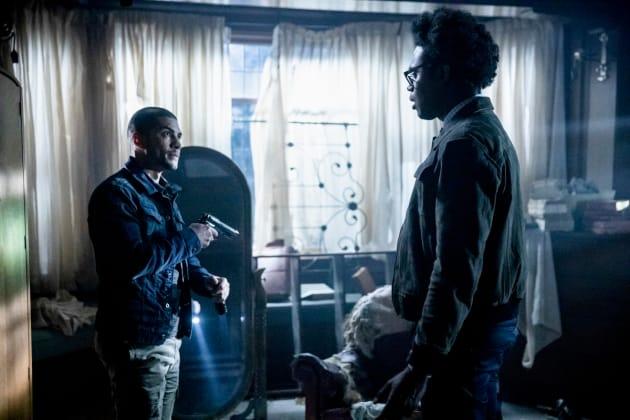 Targets  - Arrow Season 7 Episode 13