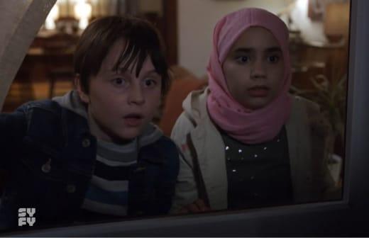 Our Favorite Little Investigators - Resident Alien Season 1 Episode 10