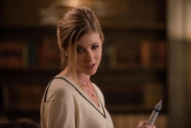 Toni has something to say - Supernatural Season 12 Episode 22