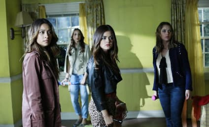 Pretty Little Liars Review: A(li)'s Game?