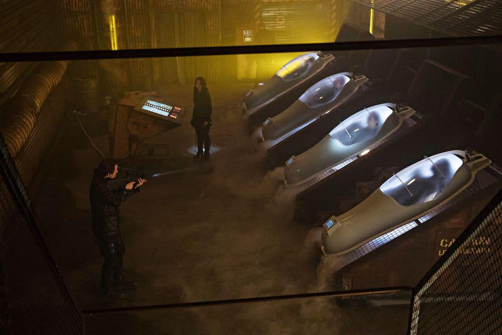 Dark Matter Reviews - TV Fanatic