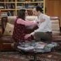 Amy and Sheldon Have a Moment - The Big Bang Theory Season 8 Episode 24