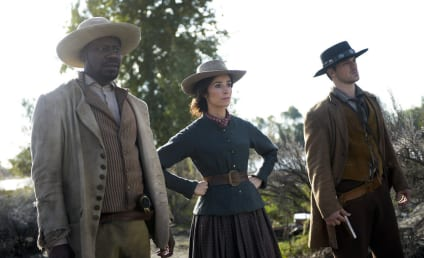Timeless Season 1 Episode 5 Review: The Alamo
