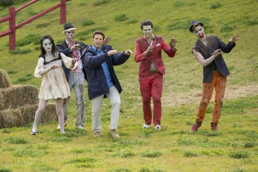 Hank & the Zombies