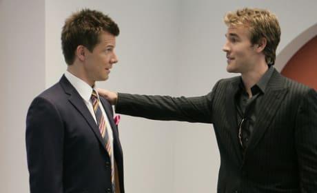 Daniel and Luke Carnes