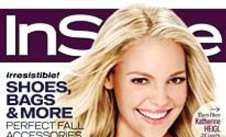 Katherine Heigl: InStyle Cover #1