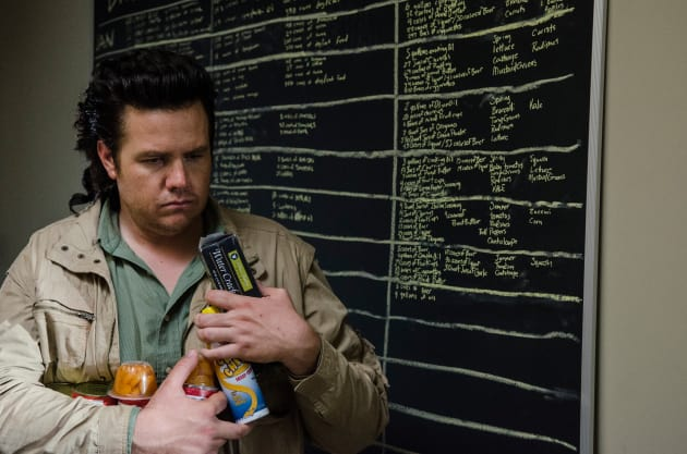 Sneaky Eugene - The Walking Dead Season 6 Episode 1