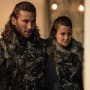 Roan and Ontari Arrive - The 100 Season 3 Episode 9
